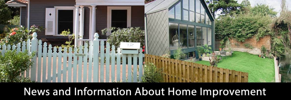 News and Information About Home Improvement
